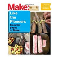 O'Reilly Maker Shed MAKE LIKE THE PIONEERS