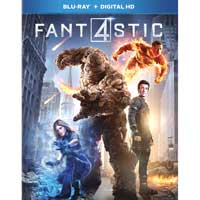 20th Century Fox Fantastic Four Blu-Ray