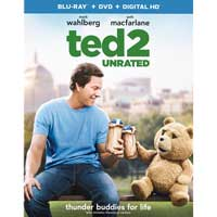 Universal Ted 2 Blu-Ray
