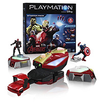 Hasbro Playmation Marvel Avengers Starter Pack - Repulsor
