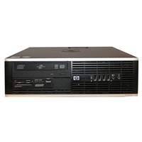 HP Elite 8100 Windows 7 Professional Desktop Computer Off Lease Refurbished