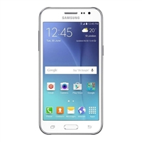 Samsung Galaxy J2 J200M 8GB Unlocked GSM Quad-Core Android Phone - White