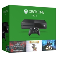 Microsoft 1TB Xbox One Console Only