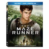 20th Century Fox Maze Runner Scorch Trails Blu-Ray