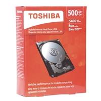 "Toshiba L200 500GB SATA II 3Gb/s 2.5"" Mobile Internal Hard Drive - HDWJ105XZSTA"