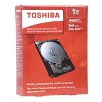 """Toshiba L200 1TB SATA II 3Gb/s 2.5"""" Mobile Internal Hard Drive - HDWJ110XZSTA"""