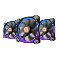 Thermaltake Riing 14 RGB LED 140mm Triple Pack