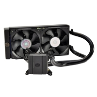 Cooler Master Glacer 240L CPU Liquid Cooler Kit for Intel & AMD CPUs