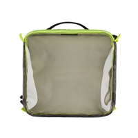 Tenba Cable Duo 8 Cable Pouch - Black Camouflage/Lime