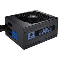 Corsair Professional Series HX850 850 Watt ATX 12V Modular Power Supply Refurbished
