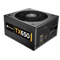 Corsair TX Series TX650 V2 750 Watt ATX Power Supply Refurbished