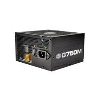 Cooler Master G750M G Series 750 Watt Modular ATX Power Supply