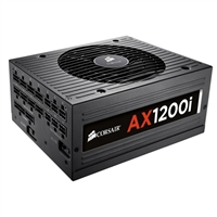 Corsair AX1200i 1200 Watt 80 Plus Platinum Modular ATX Power Supply