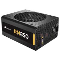 Corsair RM Series RM850 850 Watt ATX Modular Power Supply