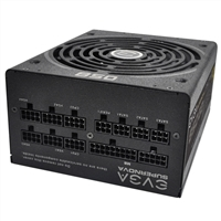 EVGA SuperNOVA 850G2 850 Watt Gold Modular ATX 12V Power Supply ECO Thermal control