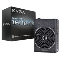 EVGA SuperNOVA 1600 P2 1600 Watt 80 Plus Platinum Modular ATX Power Supply