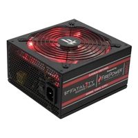 PC Power & Cooling Fatal1ty Gaming Series 750 Watt 80 Plus Gold Fully-Modular Active PFC ATX PC Performance Grade Power Supply