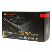 Thermaltake ToughPower 80+ Gold Semi-Modular 1200W ATX Power Supply