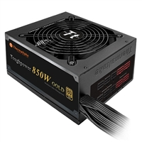 Thermaltake ToughPower 850 Watt 80 Plus Gold Semi Modular ATX Power Supply