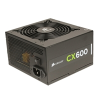 Corsair Builder Series CX600 600 Watt ATX 12V Power Supply