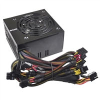 EVGA 500 Watt 80+ 500 Watt ATX Power Supply