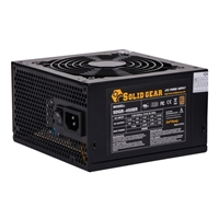 Solid Gear Proton Series 450 Watt 80 Plus Bronze ATX Power Supply