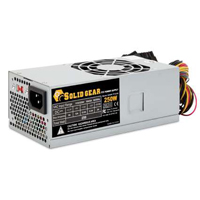 Solid Gear 250 Watt TFX Power Supply