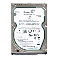 "Seagate Momentus 750GB 7,200 RPM SATA II 3Gb/s 2.5"" Notebook Hard Drive ST9750420AS-FR Factory-Recertified"