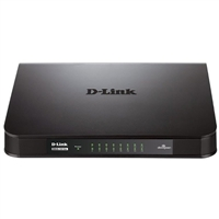 D-Link DGS-1016A/RE 16-Port Gigabit Switch - Factory Recertified