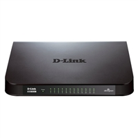 D-Link DGS-1024A/RE 24-Port Gigabit Switch - Factory Recertified