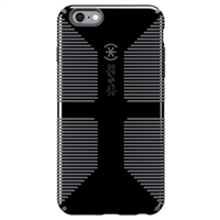 Speck Products CandyShell Grip Case for iPhone 6 Plus - Black/Slate Gray
