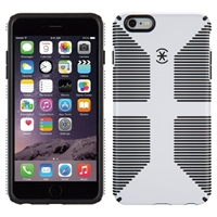 Speck Products CandyShell Grip Case for iPhone 6 Plus - White/Black