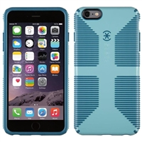 Speck Products CandyShell Grip Case for iPhone 6 Plus - River Blue/Tahoe Blue