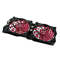 Evercool VGA Dual Replacement Fan