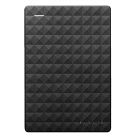 "Seagate Expansion 4TB USB 3.0 2.5"" Portable External Hard Drive - Black"
