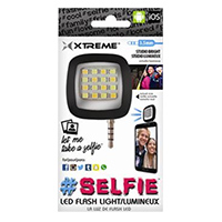 Xtreme Cables Selfie LED Flash Light