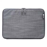 "booq Mamba Sleeve 12 for MacBook 12"" - Gray"