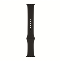 Apple 38mm Sport Band For Apple Watch - Black with Space Black Pin