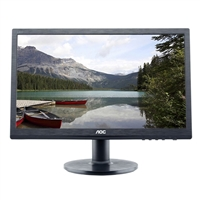"AOC E2060SWD 20"" LED Monitor"