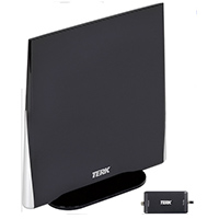 Terk Omnidirectional Flat Panel HDTV Indoor Antenna