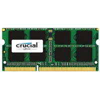 Crucial CT2C4G3S186DJM 8GB 2 x 4GB DDR3L-1866 PC3-14900 CL9 SO-DIMM Mac Memory Kit