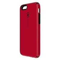 Speck Products CandyShell Case for iPhone 6 - Red/Black