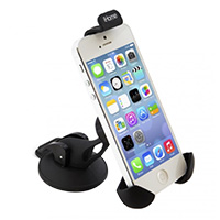 iHome IH-CM100B Universal Suction Cup Car Mount Model for Cell Phone
