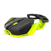 Mad Catz R.A.T. 1 Gaming Mouse - Green