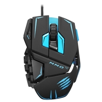 Mad Catz M.M.O. TE Gaming Mouse - Matte Black
