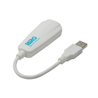 HiRO H50314 USB 2.0 to Ethernet LAN 10 100 Mbps Portable Network Adapter