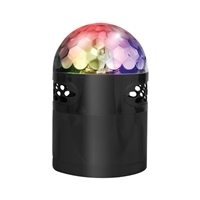 Vivitar Bluetooth Speaker w/ Disco Party Light