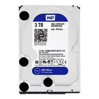 """WD Blue 3TB 5,400 RPM SATA III 6Gb/s 3.5"""" Hard Disk Drive OEM WD30EZRZ - Bare"""