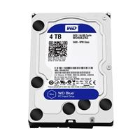 """WD Blue 4TB 5,400 RPM SATA III 6Gb/s 3.5"""" Hard Disk Drive OEM WD40EZRZ - Bare"""