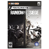 Ubisoft Tom Clancy's Rainbow Six Siege (PC)